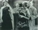 Barbara Shelley  Hand signed autograph (59)